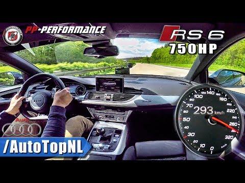 Alla Audi RS6 ja autobahn – Nyt matka etenee!