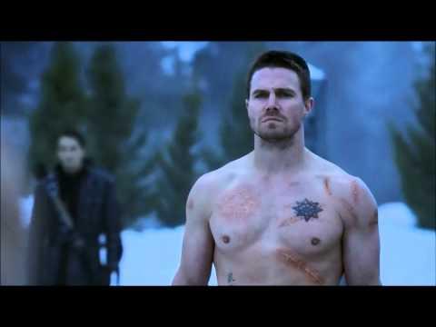 Arrow 3x09 - Oliver Queen dies