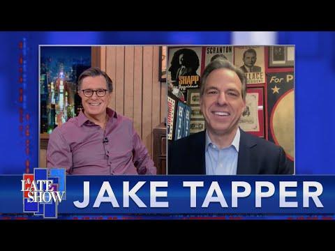 Jake Tapper: Joe Biden Will Be Sworn In On January 20th. Period.