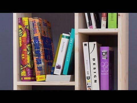 Project Tutorial: Bücherregal selber bauen