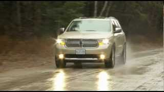 2012 Dodge Durango Video Test Drive