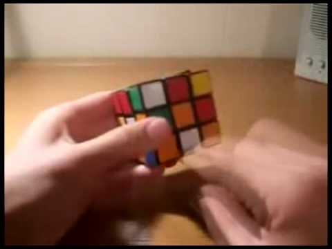 Jak sobie wsadzić Kostkę Rubika w dupę. (IVONA)