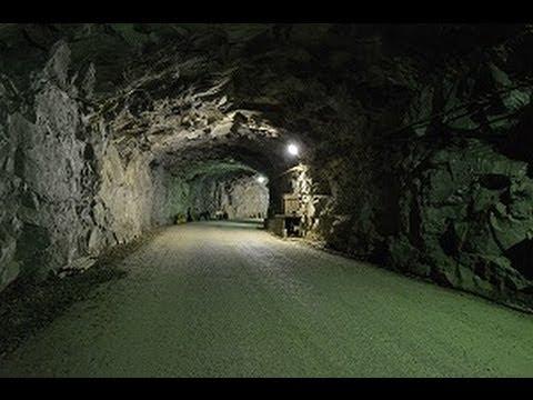 Underground electric power station / Подземная электростанция