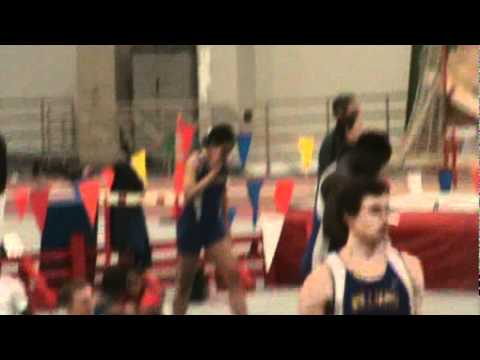 Tanasia Hoffler Triple Jump at MIT