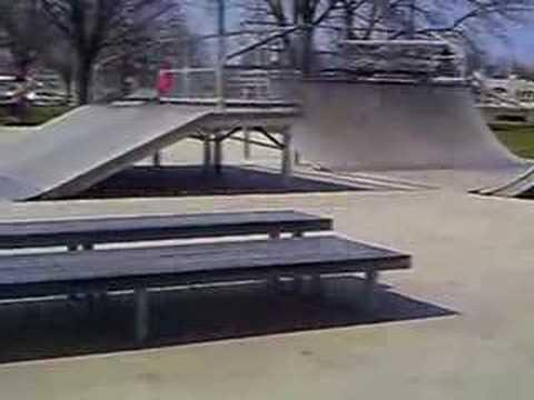 clinton skatepark