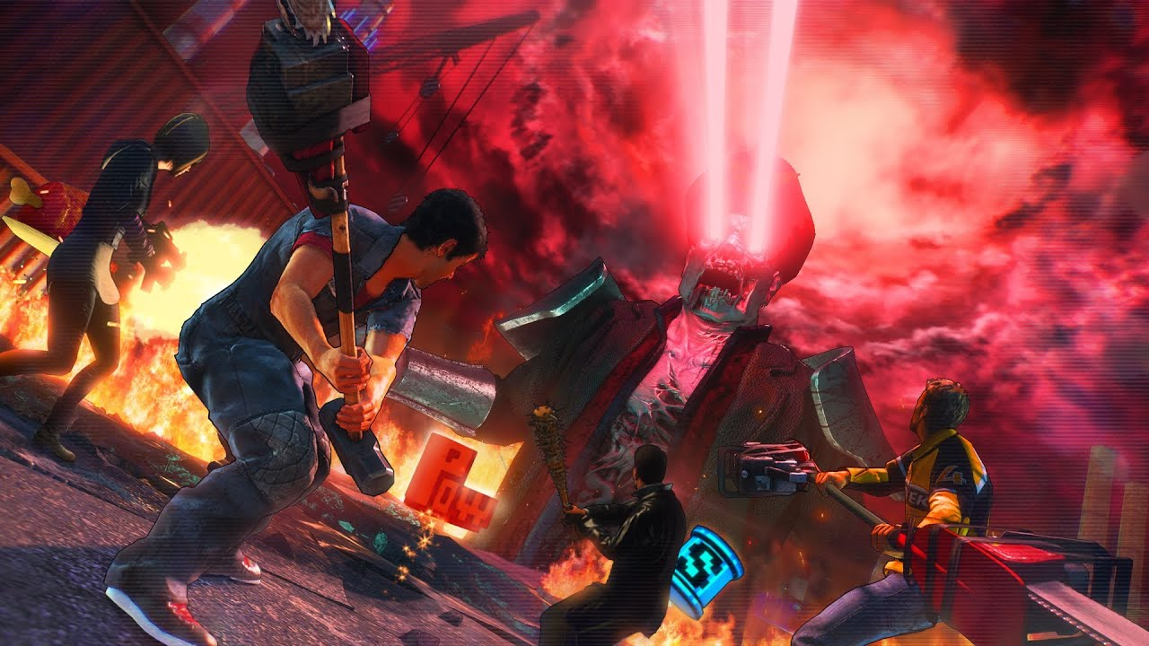 [E3 2014] Super Ultra Dead Rising 3 Arcade Remix Hyper Edition EX Plus Alpha – Reveal