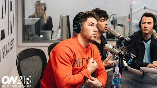 The Jonas Brothers On Why They Split | On Air with Ryan Seacrest
