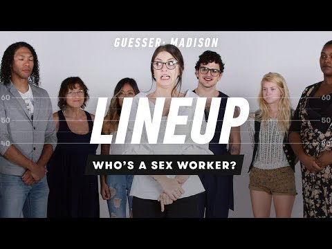 Lineup: Madison Guesses Who's a Sex Worker