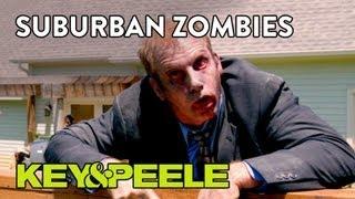 Key & Peele - White Zombies