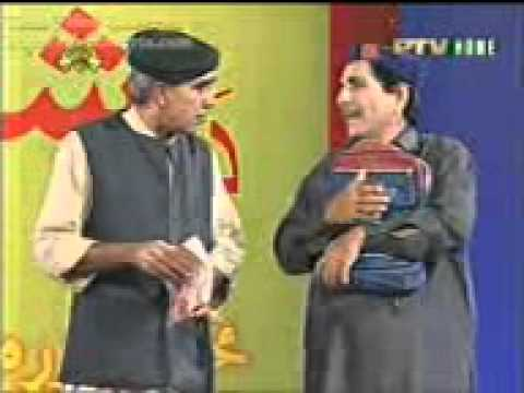 khaka - PASHTO KHAKA IN PTV PASHTO PROGRAMME DA SHAMEE MEHFIL.