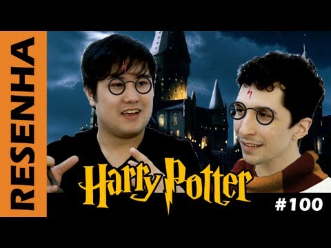 Cabine Literária 100 - HARRY POTTER