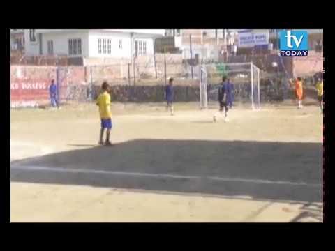 (चौथो जुनियर अर्किड कप अन्तर विद्यालय फुटबल प्रतियोगिता आज पनि जारी - Duration: 88 seconds.)