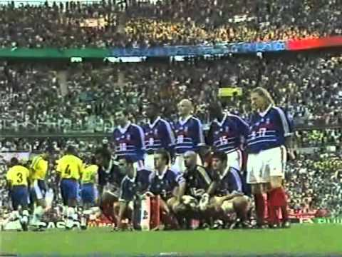 Final Francia 98: Francia - Brasil (1/9)