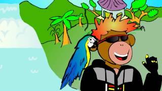 Munky Man Cartoon Trailer