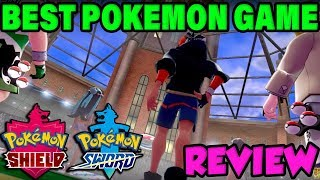 POKEMON SWORD AND SHIELD REVIEWS ARE IN! They Are Best Pokemon Games! by Verlisify