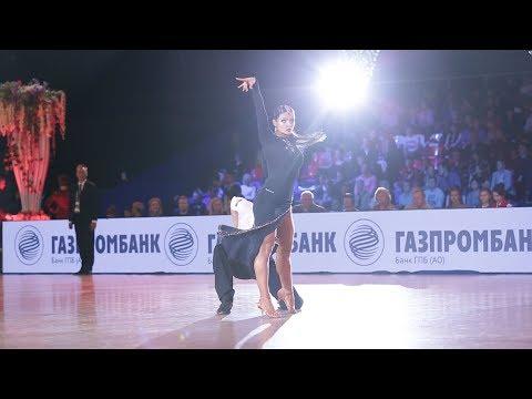Denis Kikhtenko - Galina Akopian, RUS | ROC 2017 - WDSF PD Open LAT - solo S (видео)