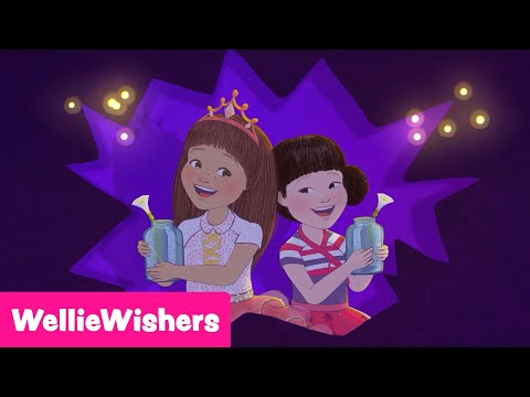 Glowing in the Dark | Animated Series Season 1 Full Episode 6 | @American Girl WellieWishers