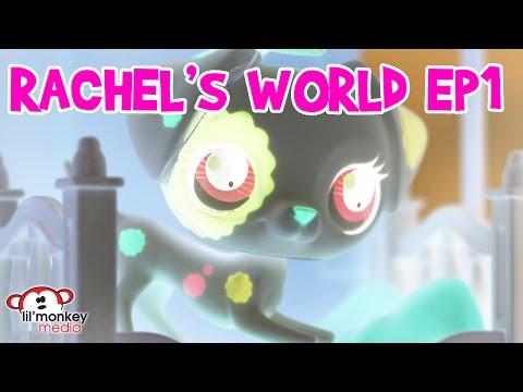 LPS - Rachel's World Ep 1 - The Nightmare!
