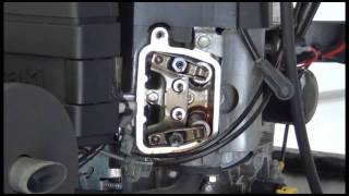 10. Setting the Valves and Checking Compression on a Kawasaki FH500V
