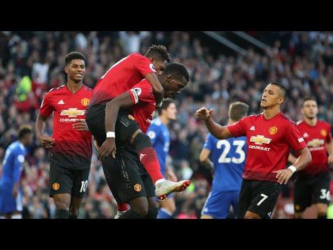 Manchester United 2-1 Leicester City | Premier League | LIVE REACTION