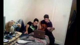 Reza Sadeghi- Miss You Babe Spanish Cover