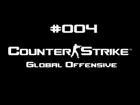 Let's Play Counterstrike GO #004 [Deutsch] [HD] - Dust II