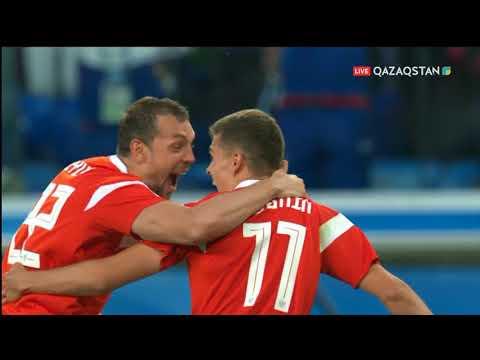 Россия 3:1 Египет | Чемпионат Мира 2018 | Групповой этап | 2-й тур