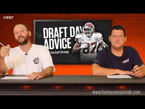 2020 Fantasy Football Tight End TE Draft Strategy thumbnail