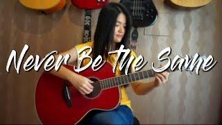 Video (Camila Cabello) Never Be the Same - Josephine Alexandra   Fingerstyle Guitar Cover MP3, 3GP, MP4, WEBM, AVI, FLV Februari 2019
