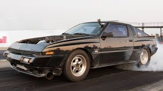 He turned his CHRYSLER into a DRAG MONSTER! by 1320Video