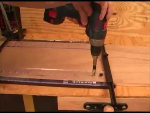 Pro Shelf Drilling Jig Review: NewWoodworker