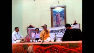 Carnatic Vocal Concert By Dr. Sreevalsan Menon - Part 5