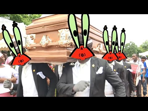 Mr. Krabs - Astronomia (Coffin Dance Meme)