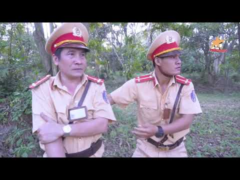 CSGT Bình Dương bắt cướp nguy hiểm như phim hành động
