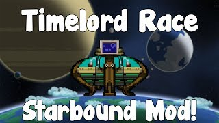 Hello everyone and in this mod I show you guys the Timelord Race from the rather popular series Dr. Who. It's a mod by Jonboze...