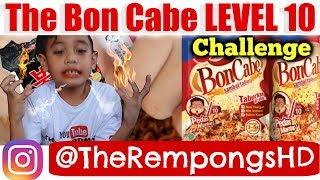 Video Bon Cabe Challange Level 10!   TheRempongsHD MP3, 3GP, MP4, WEBM, AVI, FLV Juni 2019