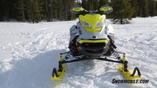 2. 2018 Ski-Doo MXZ X-RS 850 Review
