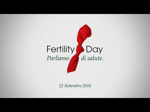 Η Ημέρα Γονιμότητας διχάζει τους Ιταλούς