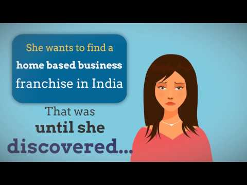 home based business franchise in india
