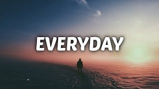 Video Logic & Marshmello - Everyday (Lyrics) MP3, 3GP, MP4, WEBM, AVI, FLV Juni 2019