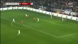 Martin Hintereggers Szenen gegen den FC Bayern München