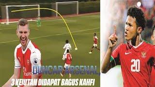 Download Video Diincar Arsenal, Inilah 3 Kejutan Bagus Kahfi Saat Membela Garuda Select.!! MP3 3GP MP4