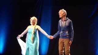 Elsa & Jack Frost - Concours Cosplay Senyu 2 08/03/14