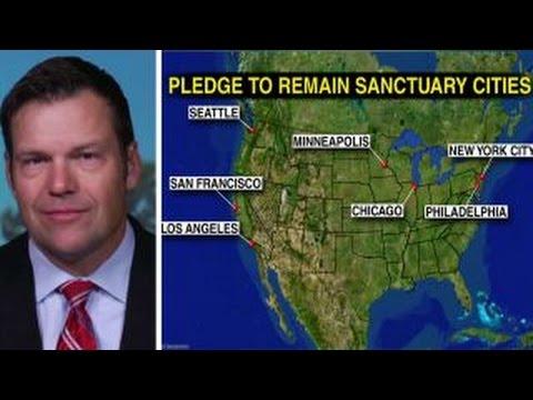 Kansas Secretary of State on sanctuary cities debate
