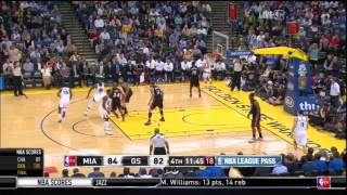 Why LeBron Is Still NBA MVP: Curry Goes Off Too - Heat vs Warriors