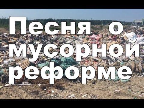 Шиес мусорная реформа.Дед Архимед