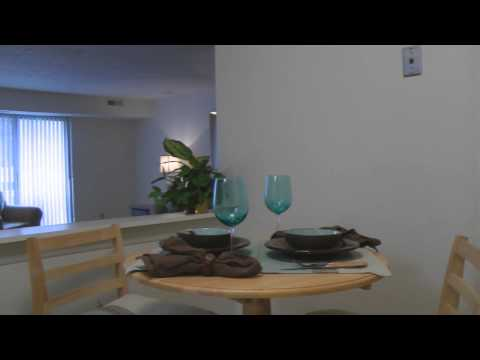 HD video tour of model apartment at Timber Ridge Apartments in Westlake Ohio