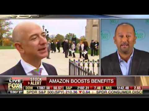 Amish Shah talks Facebook Amazon, Telsa & more on Risk & Reward