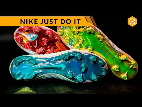 UNBOXING Nike Just Do It Pack LAS BOTAS DEL MUNDIAL 2018