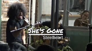 Video Awalnya Ditertawakan, Ternyata Suaranya Melengking, She's Gone Steelheart Cover Jollink Kribo MP3, 3GP, MP4, WEBM, AVI, FLV Mei 2019